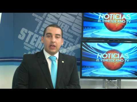 Emisión Estelar de Noticias El Venezolano TV con @marciasusanatv y @enjovior 25-08-2016 Seg, 02