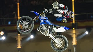 Tom Pag�s 1st Place FMX Run  Red Bull XFighters 2016