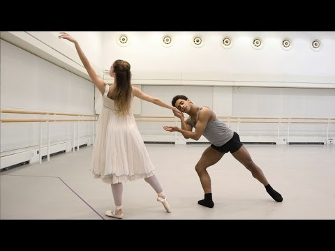 Watch: <em>The Nutcracker</em> in rehearsal
