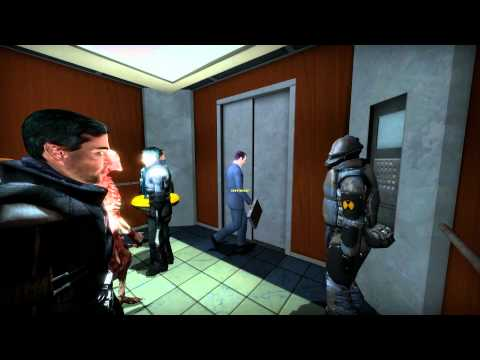 This HL2 Elevator Simulation is More Exciting Than it Should be