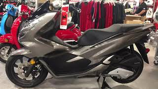 1. 2019 Honda PCX150 - USA model