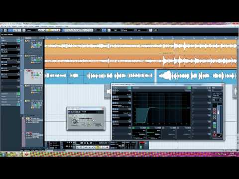 Mastering Vocals in Cubase 5: