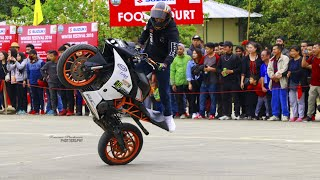 Video KTM RC 200/KTM DUKE 200 ,KTM stunt show 2018@Winter festival  Aizawl Mizoram MP3, 3GP, MP4, WEBM, AVI, FLV Maret 2019