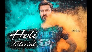 Holi Photography and Editing Tutorial in Hindi | Inside Motion Pictures | 2019