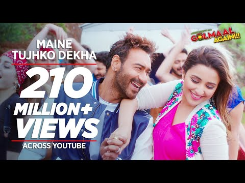 Maine Tujhko Dekha | Golmaal Again (2017) Movie Song