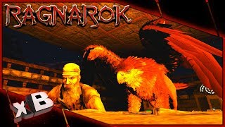 BABY GRIFFIN EGG HATCHING! :: ARK: Ragnarok Evolved :: Ep 28