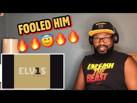 ELVIS PRESLEY ( YOU'RE THE ) DEVIL IN Disguise | REACTION