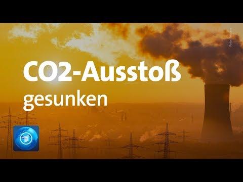 In Deutschland sank der Treibhausgas-Ausstoß 2018 um vier Prozent