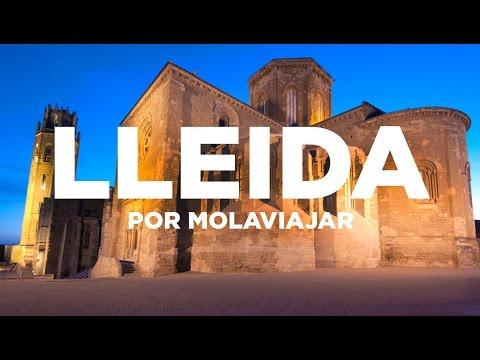 Lleida en un día | Vuelta a España MolaViajar