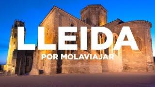 Lleida Spain  City new picture : Lleida en un día | Vuelta a España MolaViajar