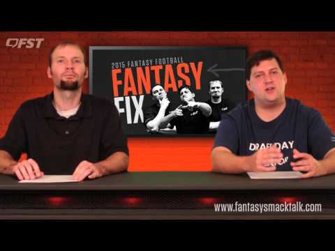 2015 Fantasy Football: Week 5 Fantasy Fix thumbnail