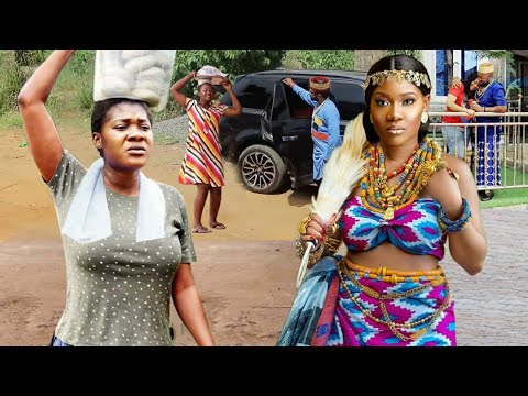 From Poor Orphan To A Prince's Wife  Full Movie - Mercy Johnson 2021 Latest Nigerian  Movie