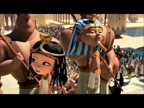 Mr. Peabody & sherman Movie clip - Penny's wedding - Egypt scene (dreamworks movies) animated movies