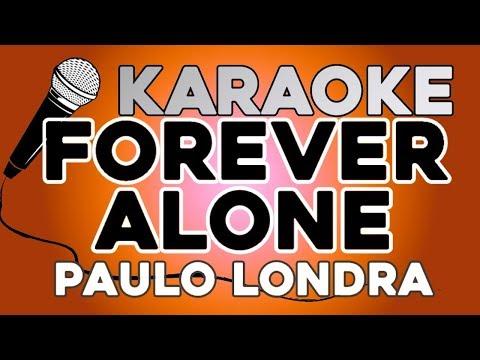 Paulo Londra - Forever Alone KARAOKE con LETRA