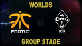 FNC vs OMG - 2014 World Championship Groups C and D D3G1