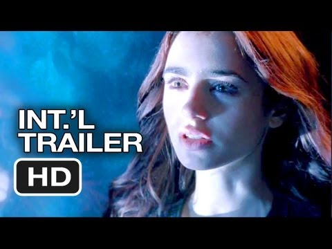 The Mortal Instruments: City of Bones Clip 'Institute'