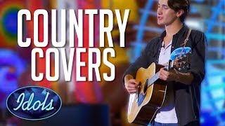 Video BEST COUNTRY Auditions on American Idol 2018! | Idols Global MP3, 3GP, MP4, WEBM, AVI, FLV Mei 2019