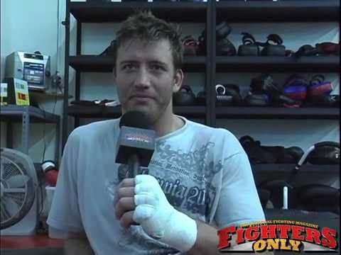 Stephan Bonnar discusses his Fight with Pokrajac