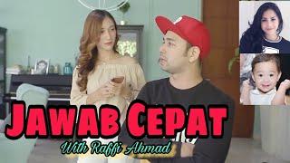 Video JAWAB CEPAT!! With Raffi Ahmad MP3, 3GP, MP4, WEBM, AVI, FLV September 2018