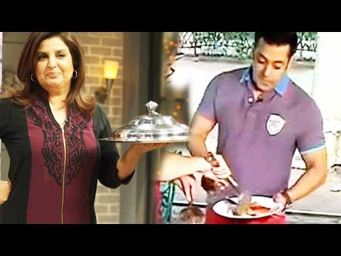 Bigg Boss 8: When Did Salman Khan Serve Food To Fa