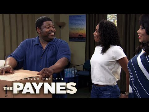 JoAnn Suspects That Something's Going On Between Curtis and Nyla | Tyler Perry's The Paynes | OWN