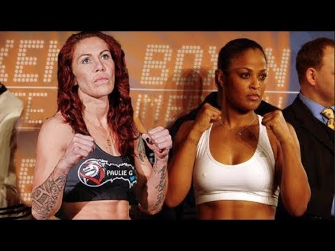 UFC 232: Cris Cyborg Versus Laila Ali Full Fight Video Breakdown By Paulie G