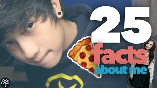 Video 25 facts about me | Ranz Kyle MP3, 3GP, MP4, WEBM, AVI, FLV September 2018
