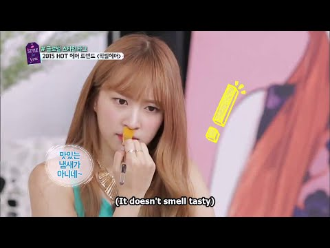 [ENG SUB] EXID Hani/funny Cuts From A Style For You Ep.10