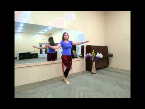 Смотреть онлайн танцы: Упр-я со сбросом бедра.Упр4. Сброс с плие