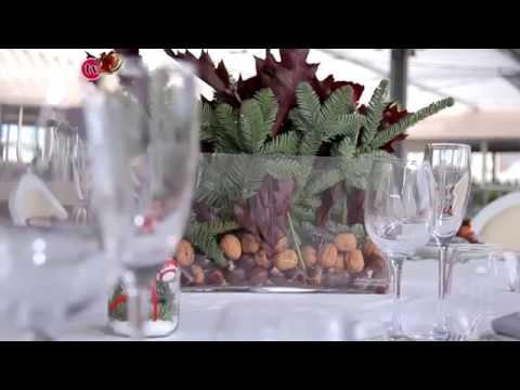 Χριστουγεννιατικη Διακοσμηση από την Αντουανεττα Κουτσουραδη