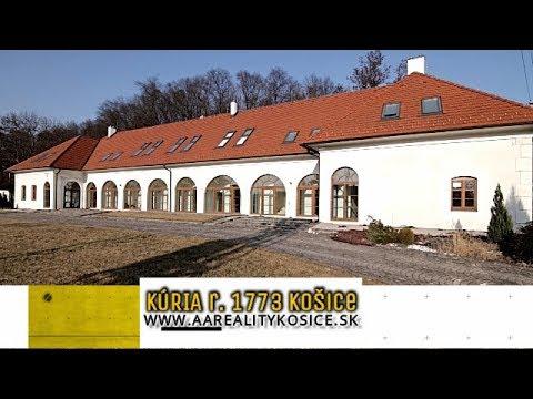 Rodinný dom - samostatný, Košice - Krásna – Video