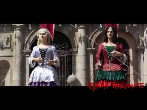 Festividad del Corpus Toledo - España Fascinante