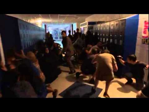 Into The Storm 2014 Tornado Hits Silverton High School