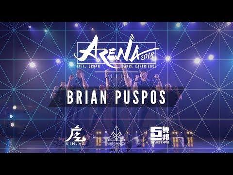 Brian Puspos | Arena LA 2018 [@VIBRVNCY Front Row 4K] - Thời lượng: 3 phút, 42 giây.