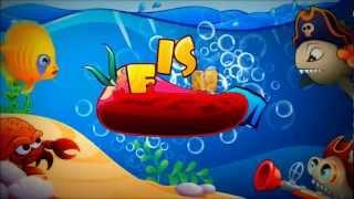Fish vs Pirates YouTube video