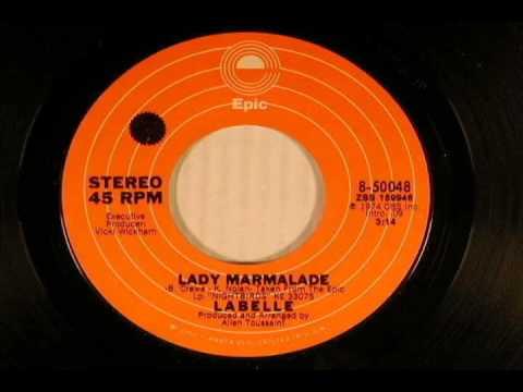 Patti Labelle - Lady Marmalade (1974)