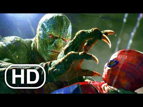 THE AMAZING SPIDER-MAN Full Movie Cinematic All Cutscenes (2012) 4K ULTRA HD Marvel Superhero