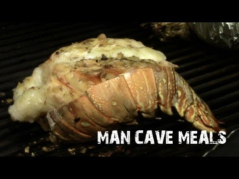 grilled - Here at the Man Cave, we have been slacking and not cooking much seafood. I keep getting asked about it and don't have a good excuse for not doing it. Today,...