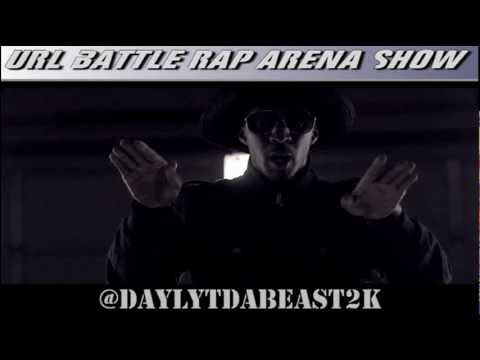 URL Battle Rap Arena has Daylyt on the Show
