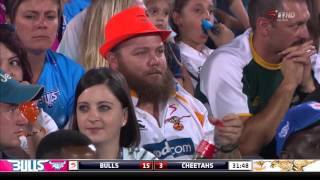 Bulls v Cheetahs Rd.6 2016 | Super Rugby Video Highlights