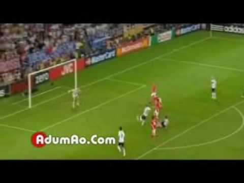  Los 10 Mejores Goles de la Euro 2008