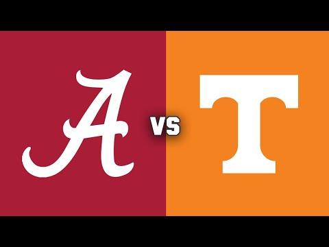 #1 Alabama vs. Tennessee | 2018 CFB Highlights