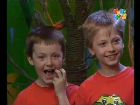 Зов Джунглей # 2 - любимая детская телепередача 90х (видео)