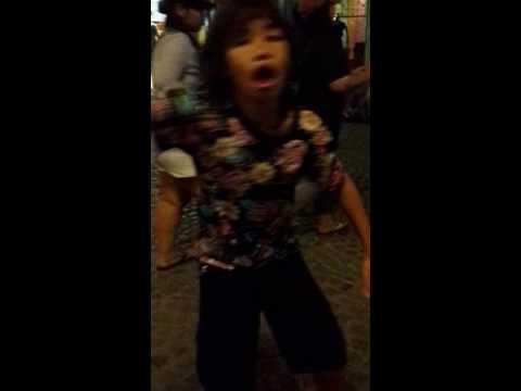 Songkran Dacing #1 20160415