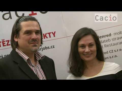 Představení vítězů a finalistů soutěže IT projekt roku 2015