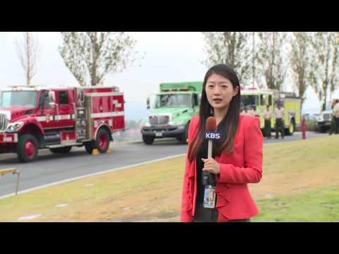 올 여름 산불 '비상'  6.13.16  KBS America News