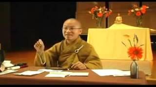 Quyết nghi về tứ vô lượng tâm và ngoại cảm (29/07/2007) - Thích Nhật Từ