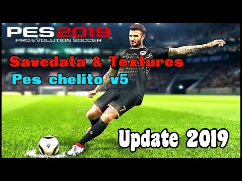 Download Sd & Textures PES CHELITO V5 HD Update