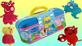 Video Nick Jr. PEPPA PIG Picnic Dough Set, George Friends, Play-doh Carry Case Toys Learn Colors / TUYC MP3, 3GP, MP4, WEBM, AVI, FLV Juni 2017