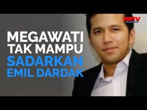 Megawati Tak Mampu Sadarkan Emil